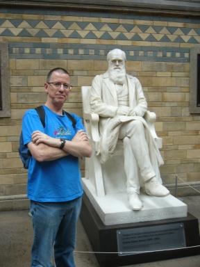 Darwin and me