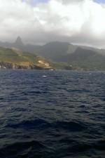 Coast of Ua Pou