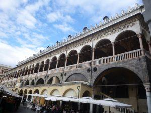 Palazzo della Ragione, Padua.