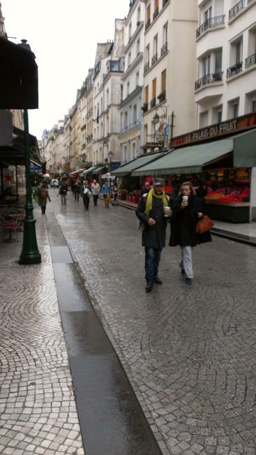 Final paris post narrative transport the official michael pryor website - Rue rambuteau paris ...