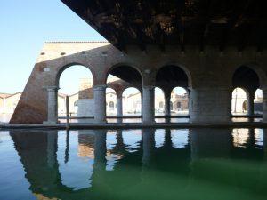 Arsenale wet dock.