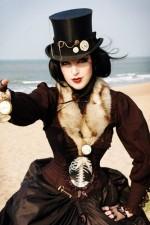 beach steampunk