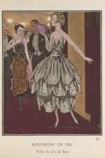 gazette du bon ton 1920c