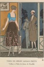 gazette du bon ton 1920d