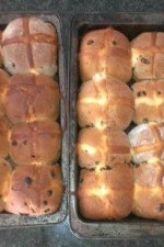 hot cross buns small