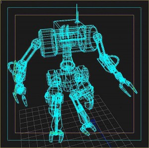 robotwireframe